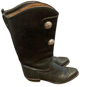 Tony Lama | Vintage Leather Boots | Size 7